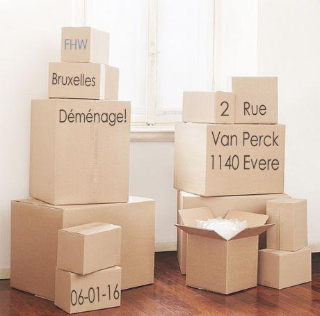 Fhw bruxelles déménage!