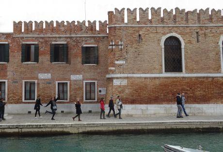 F.H.W à la biennale de Venise 2016!